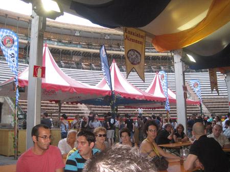 oktoberfest valencia 2011