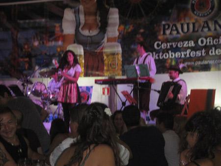 Oktoberfest Calpe 2011