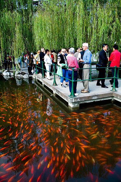 Hangzhou, lago oeste