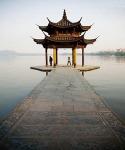 Hangzhou, lago del oeste