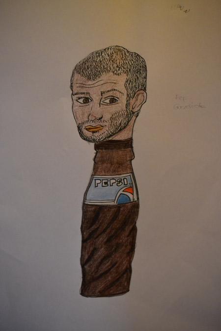 Pep Guardiola-Pepsi